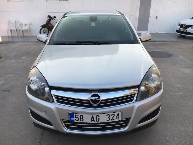 2010 Opel Astra 1.6 16V 115HP ENJOY 111. YIL 3fbb0bc8-9946-4ae1-a0ff-dd2c6c4d2be4