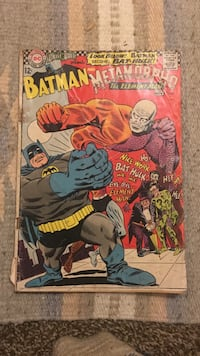 DC Batman Metamorpho comic book Broadview Heights, 44147