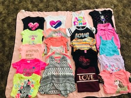 Girls lot!!! Over 50 items NAME BRANDS