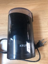 Krups Coffee Grinder Elkridge
