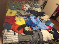 Lot of boys clothes size 2t  /18-24 month