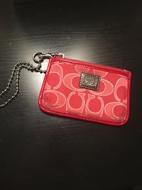 Authentic Coach card holder  Vancouver, V5X