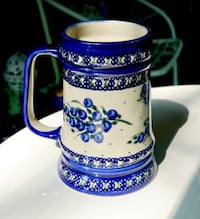 My Millena Polish Pottery Mug