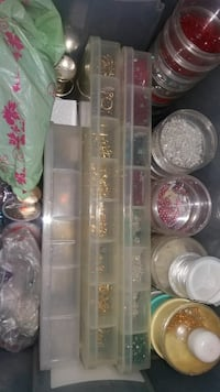 clear plastic bead organizers Long Beach, 90806