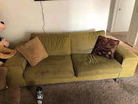 Green 3-seat sofa Hermosa Beach, 90254