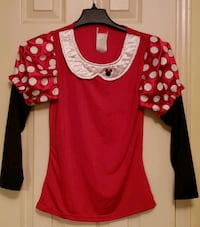 Halloween costume - Minnie Mouse top Cambridge, N1T 1M6