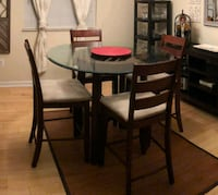 High top dinning table Woodbridge, 22192