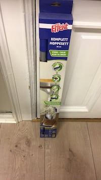 Moppesett, Excellent Condition, only used for 2-3 times Bergen