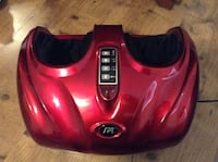 SPT ELECTRIC FOOT MASSAGER GREAT SHAPE HARDLY USED SELLS FOR $160 asking $80 Baton Rouge