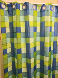Shower curtain. Toilet cover. Rug. Las Vegas, 89128