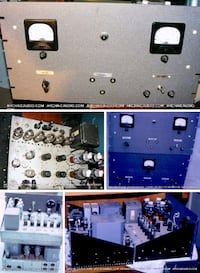 Ulrich childs tube amplifier