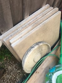 Patio stones free 22 total Milton
