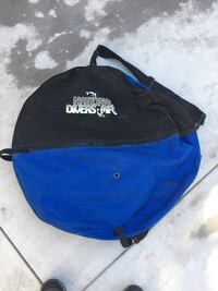 Dive Tube with nylon cover