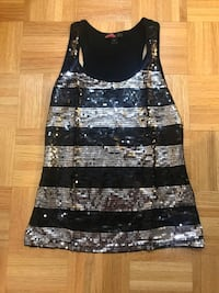 Forever 21 sequin top 541 km
