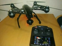 black and gray quadrocopter drone with controller Turlock, 95380