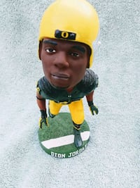 Bobblehead OREGON DUCK DION JORDAN Canby, 97013