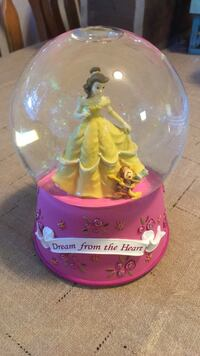 "Disney ""Be Our Guest"" musical snow globe Danville, 94526"
