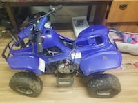 110 or 90 cc kids atv