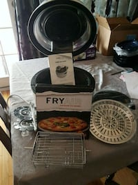 Fry Air system with Accessory package.    Calgary, T2A 3L6