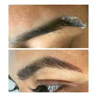 Microblading including Touchup Toronto