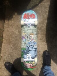 8.0 custom skateboard  Thomasville, 27360