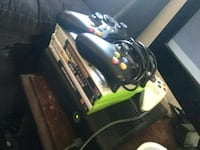 Xbox360 with 3 controllers and 5 games Des Moines, 50315