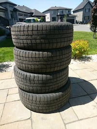Honda - Civic - 2008 tires Chambly, J3L 6H6