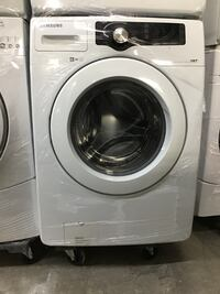 "27"" SAMSUNG FRONT LOAD WASHER"