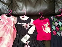 Girls 18-24 mnth clothes