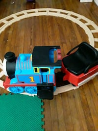 Thomas the train battery operated