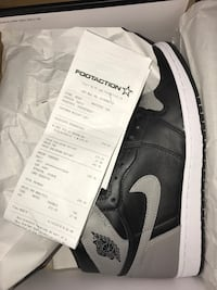 Air jordan 1 Shadow Size (11) DS