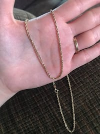 Solid 14k Gold Chain Mason, 25260