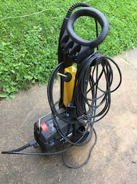 Karcher 395 electric power washer for parts NOT working