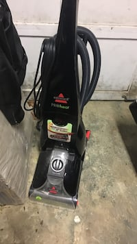 black Bissell upright vacuum cleaner wet dry Gloucester, 08081