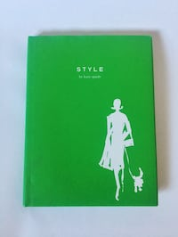 Style by Kate Spade Hardcover Book Vancouver, V5K 3A5