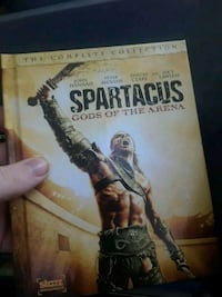 Spartacus Gods of the Arena Stafford, 22554