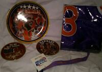 Suns collector plate, Chicago Bulls, mis. Mesa, 85201
