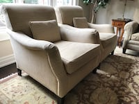 Matching Accent Chairs Vaughan, L4J 4Y4