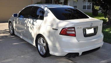 Clean Acura TL 2006 3.2Liters