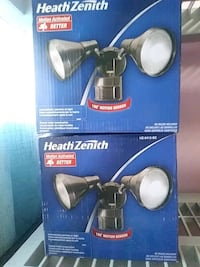 Heath Zenith outdoor motion sensor light  Calgary, T2E 6M1