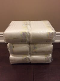 Pampers size 1 diapers  Toronto, M9M 0A4