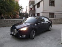 2015 Ford Focus TITANIUM 1.6I 125PS POWERSHIFT 4K