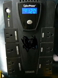 Cyberpower computer backup power supply 685avr wit Woodstock, 22664