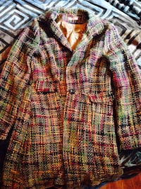 Spring colored button up coat Wilmington, 28403