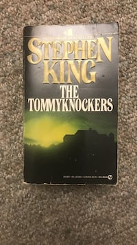 The Tommy Knockers by Stephen king Mono, L9W 6G7