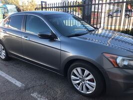 2012 Honda Accord Ex ECO