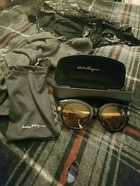 black framed Ray-Ban wayfarer sunglasses with case Hagerstown, 21740