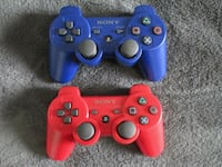 Brand new PlayStation 3 controllers  Bakersfield, 93308