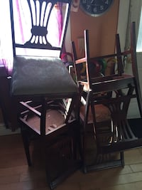 6 Antique dining chairs Washington, 20001