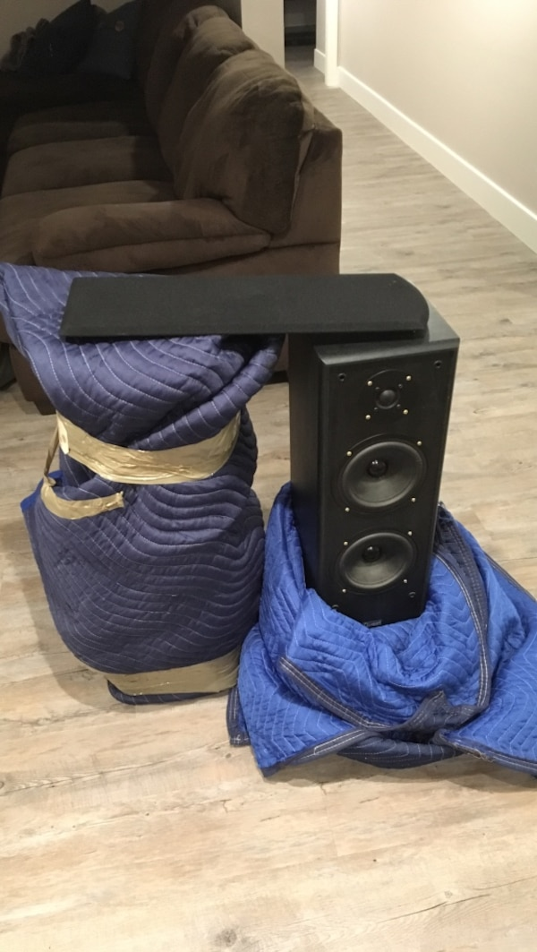 Pair of Quest speakers